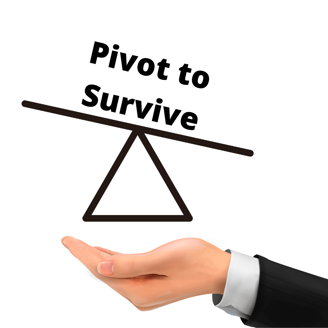 Pivot, Adapt, Survive & Even Thrive - How to Pivot Your Business