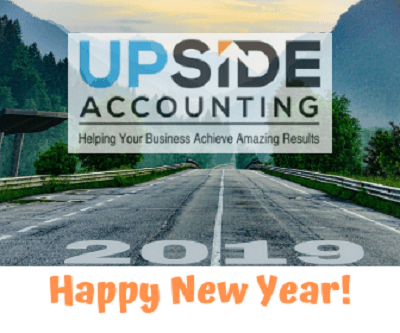 Happy New Year from Upside Accounting